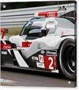 Audi R18 E-tron, Le Mans - 07 Acrylic Print