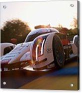 Audi R18 E-tron, Le Mans - 21 Acrylic Print