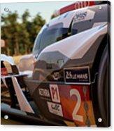 Audi R18 E-tron, Le Mans - 23 Acrylic Print