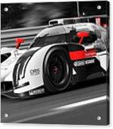 Audi R18 E-tron, Le Mans - 31 Acrylic Print