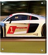 Audi R8 Lms - 15 Acrylic Print