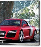 Audi R8 Acrylic Print