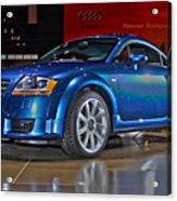 Audi Tt Acrylic Print