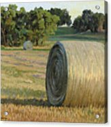 August Bales Acrylic Print