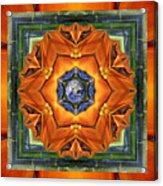 Aura Bamboo Acrylic Print