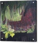 Aurora Bolialis Acrylic Print