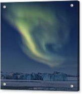 Aurora Borealis - Greenland Acrylic Print