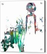 Aurora Mist Acrylic Print