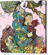 Aurora Of The Borealis  Acrylic Print