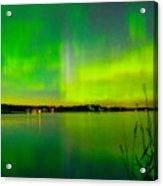 Aurora Reflection Acrylic Print