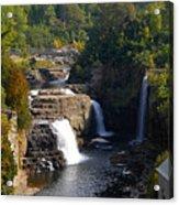 Ausable Falls Acrylic Print