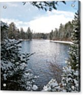Ausable River 4820 Acrylic Print