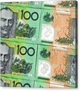 Aussie Dollars 09 Acrylic Print