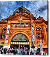 Australia Melbourne Part8 Acrylic Print