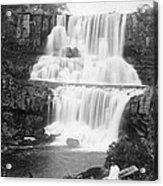 Australia: Waterfall Acrylic Print