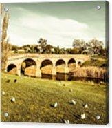 Australian Bridges Acrylic Print