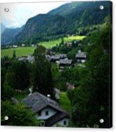 Austrian Landscape Acrylic Print
