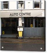 Auto Centre Acrylic Print