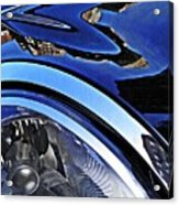 Auto Headlight 27 Acrylic Print
