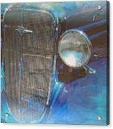 Auto Series 3 Acrylic Print