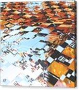 Automn Basement Acrylic Print