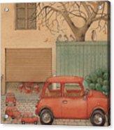 Automobile Acrylic Print