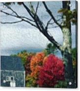 Autumn 1010 Acrylic Print