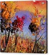 Autumn 451110 Acrylic Print