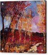 Autumn 6712545 Acrylic Print
