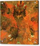 Autumn Abstract 103101 Acrylic Print