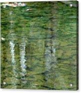 Autumn Abstract - 2 Acrylic Print