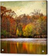 Autumn Arises 2 Acrylic Print