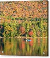 Autumn At North Lake Acrylic Print
