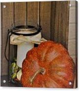 Autumn Decor 2 Acrylic Print