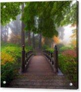 Autumn Dream Acrylic Print