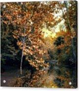 Autumn Enchantment Acrylic Print