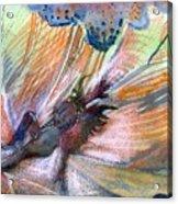 Autumn Fairy Acrylic Print