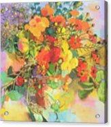 Autumn Flowers  Acrylic Print