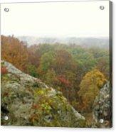 Autumn In Shawnee Acrylic Print