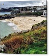 Autumn In St Ives Acrylic Print