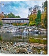 Autumn In The White Mountains Acrylic Print