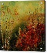 Autumn Lanfscape Acrylic Print