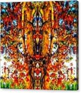 Autumn Magic Acrylic Print