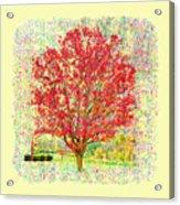 Autumn Musings 2 Acrylic Print