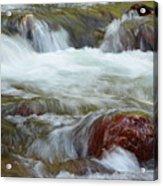 Autumn On Jackson Creek Acrylic Print