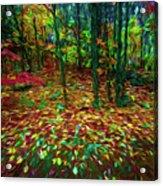 Autumn H5 Acrylic Print