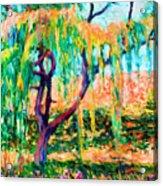 Autumn Season Acrylic Print