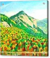 Autumn Song Acrylic Print