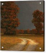 Autumn Storm 4 Acrylic Print