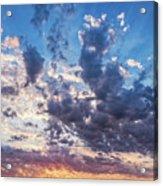 Autumn Sunrise - Lyme Regis Acrylic Print